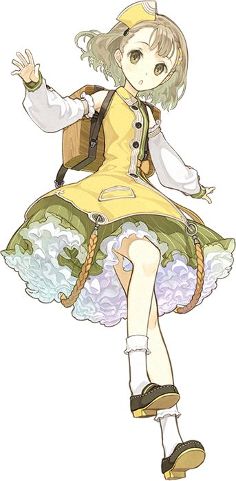 エスカ&ロジーのアトリエ Plus ~黄昏の空の錬金術士~