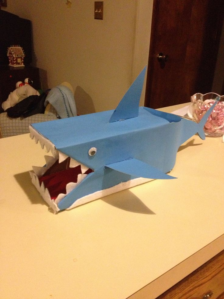 45 best Shark Attack: Fun Foods and Crafts for Kids images on Pinterest | Sharks, Shark party ...