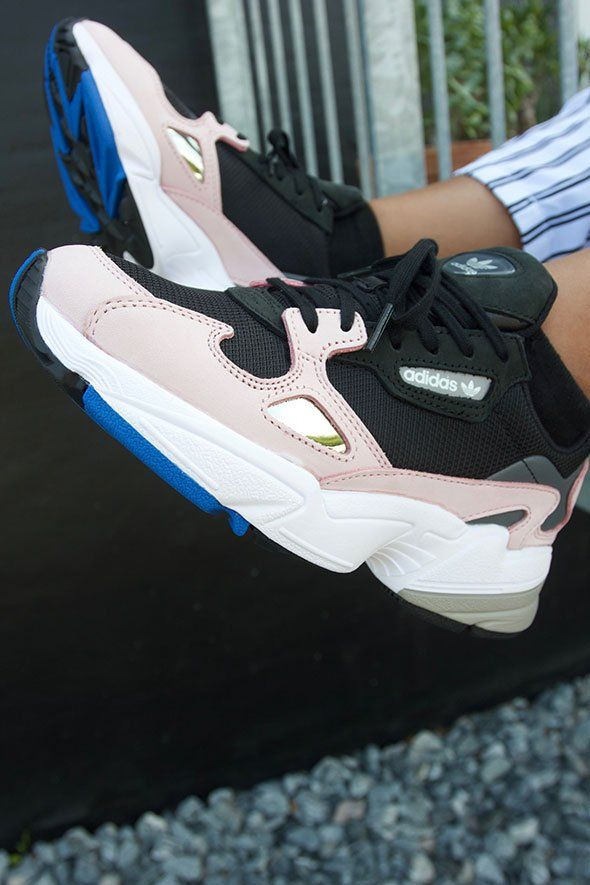 best website 0804d 9edcf Adidas Falcon x Kylie Jenner | Style in 2019 | Adidas ...