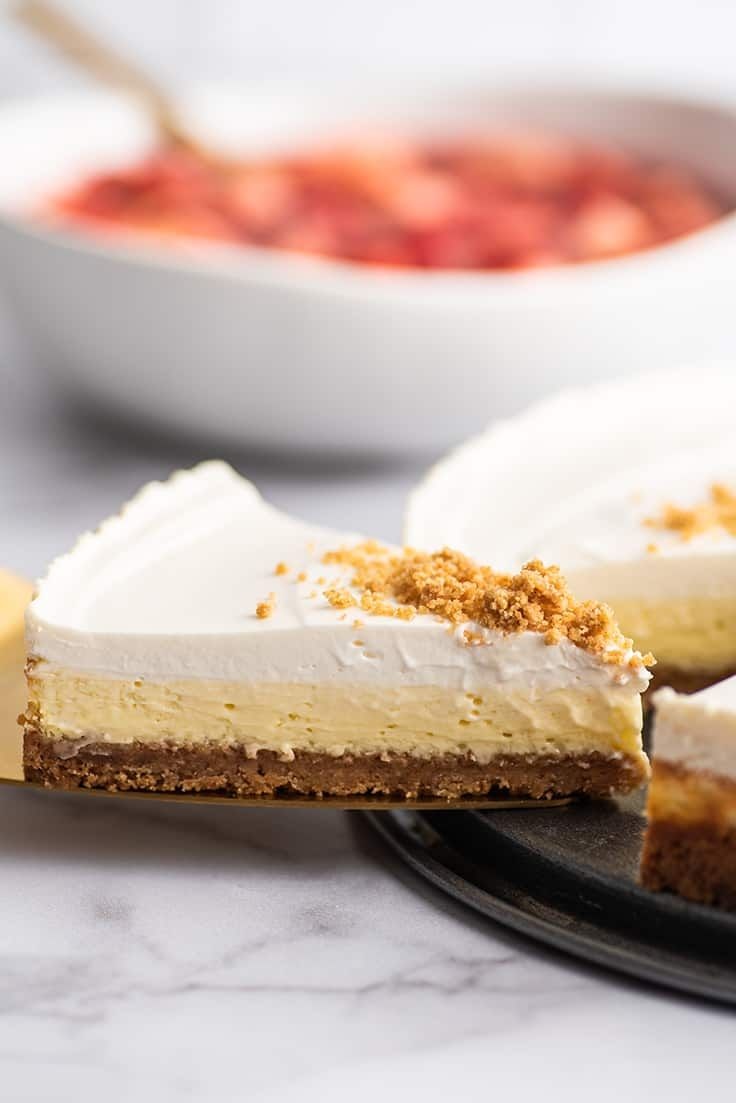 Easy Cheesecake Recipe In 2020 Cheesecake Recipes Easy Cheesecake Recipes Easy Cheesecake