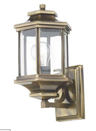 Ladbroke Wall Lantern - £95.00 - Hicks and Hicks