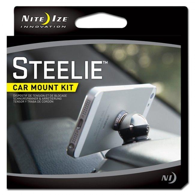 NITE-IZE Steelie Car Mount Kit