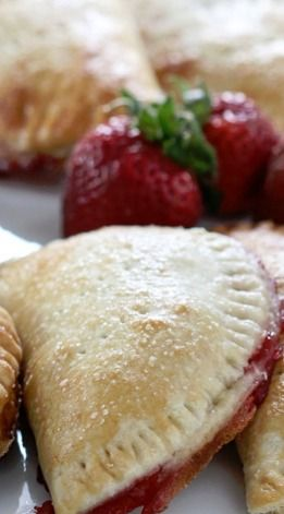 A Year Of Pie Strawberry Hand Pies