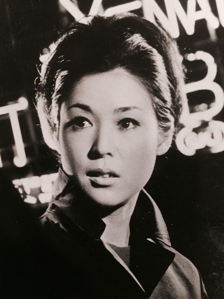 若尾文子『夜の罠』Ayako Wakao