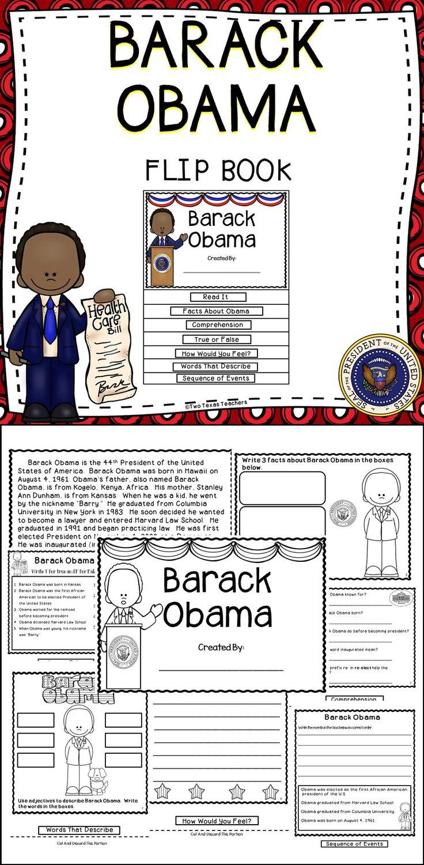 barack obama life history pdf