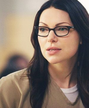 Halloween costumes for women with glasses - Alex Vause from Orange is the New Black