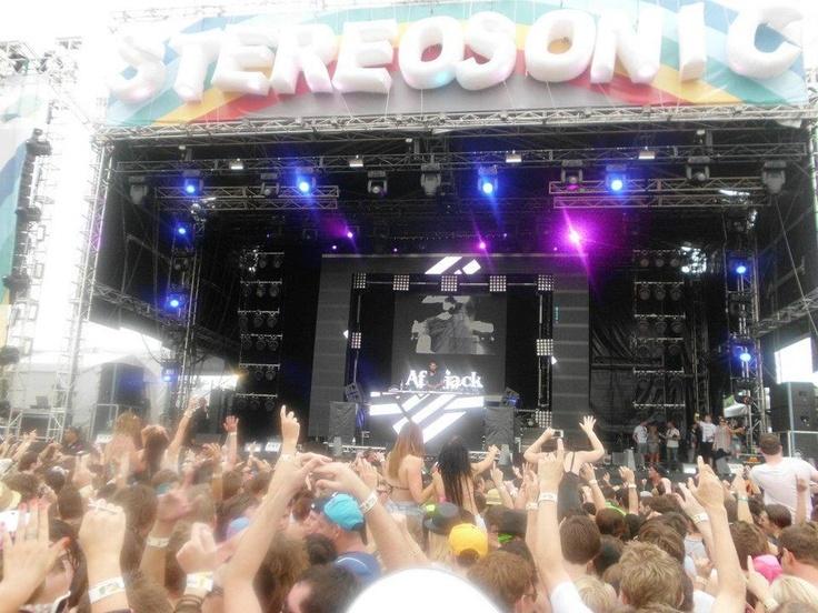 #Stereosonic 2012. Brisbane. <3