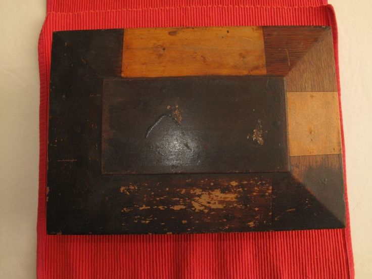 ANTIQUE POLAND SPRINGS MAINE SHAKER DRESSER BOX ORIGINAL BLACK PAINT  WOODEN  #Americana #POLANDSPRINGSMAINESHAKERS
