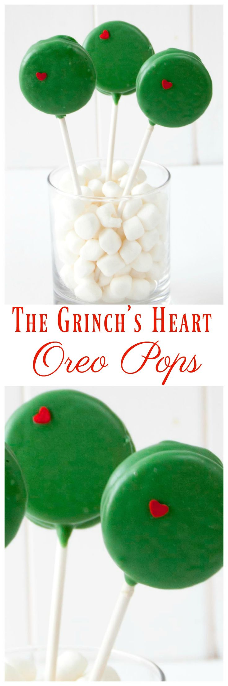 How to make The Grinch Oreo Pops. Step by step directions on how to make oreo pops from the Grinch Who Stole Christmas Movie.