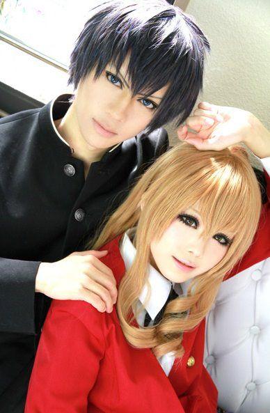 Taiga y Ryuuji ::Toradora:: | cosplay that sets a standard ...
