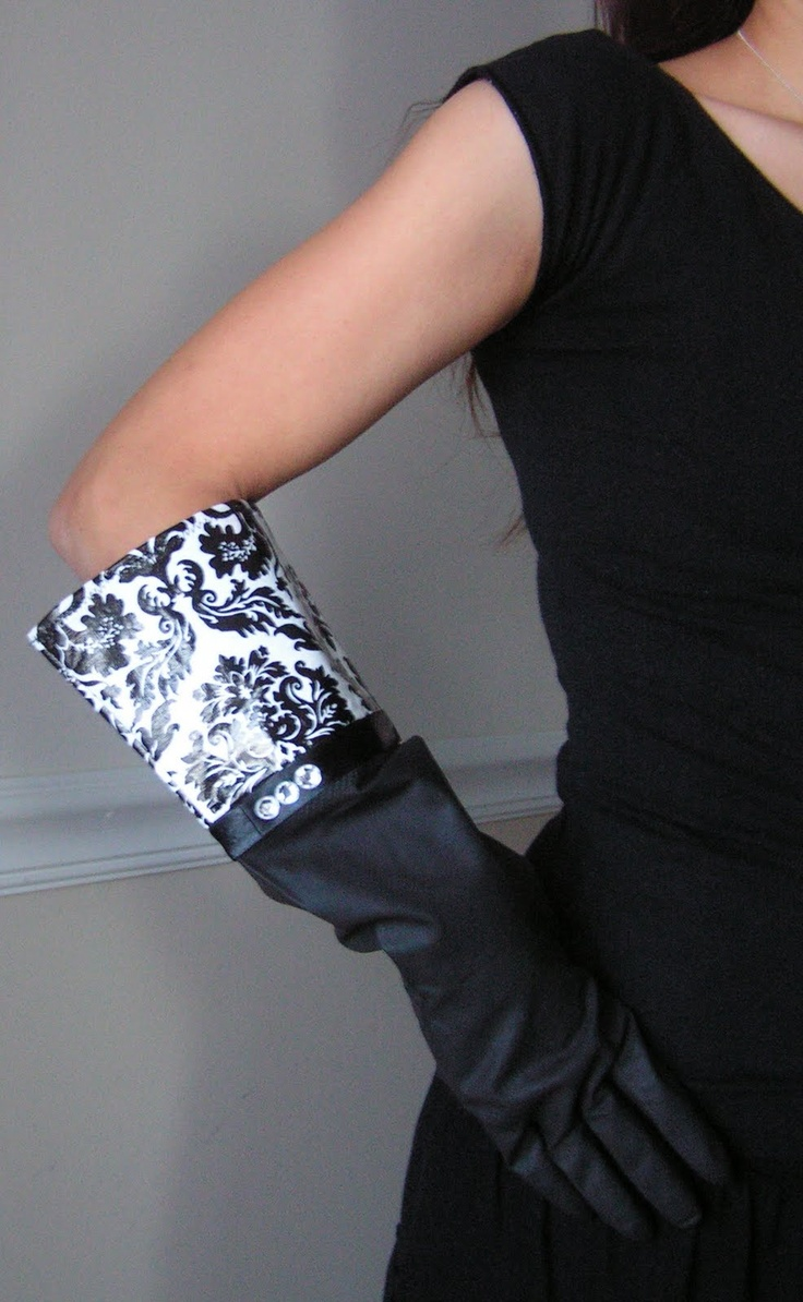 White gloves apron cleaning services - Cleaning Gloves