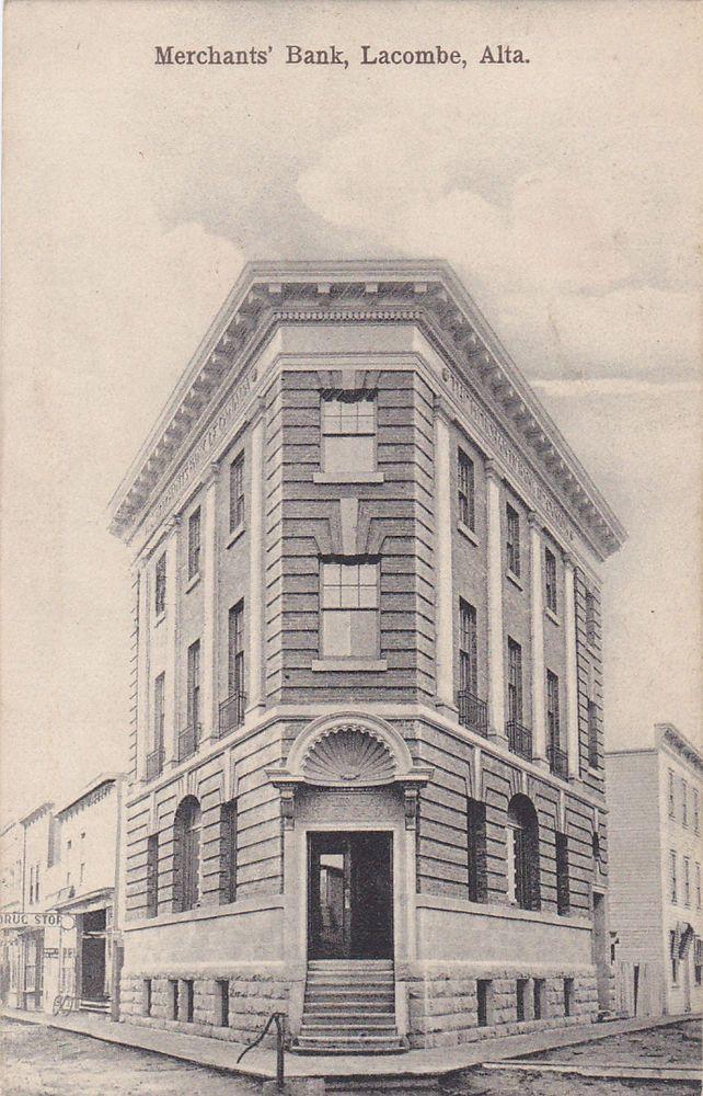Merchants Bank , LACOMBE , Alberta , Canada , 00-10s