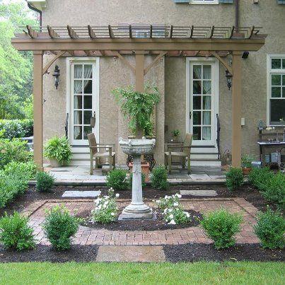 maybe build a similar pergola over the deck at Garvinweasel. http://garvinweasel.blogspot.com