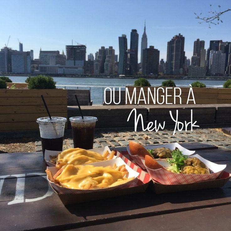 Où manger à New York ?
