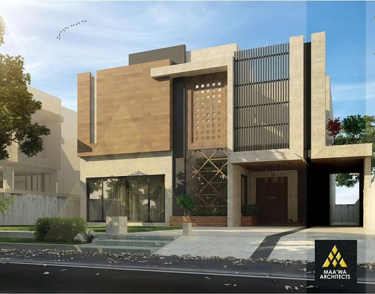 1 kanal house contemporary architecture home designs 3d for Architecture design for home in rajkot
