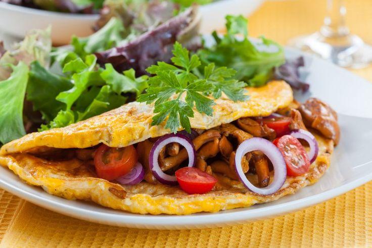 Ten omlet zmieni poniedziałek w niedzielę