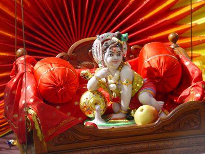 Om Namo Bhagavate Vasudevaya mantra