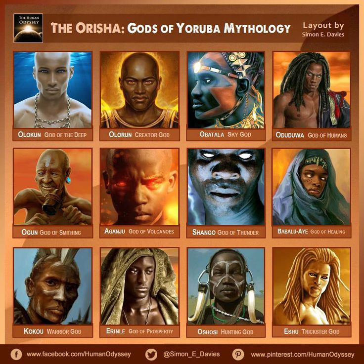 15 Best Africanegyptian Gods And Goddesses Images On Pinterest