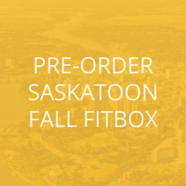 Our City FitBox is coming to you Saskatoon.