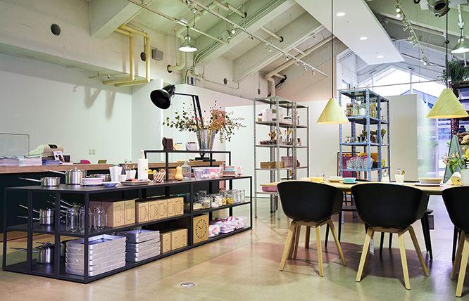 デザインイベント速報:話題の〈HAY キッチン・マーケット〉が青山にやってきた! | カーサ ブルータス Casa BRUTUS