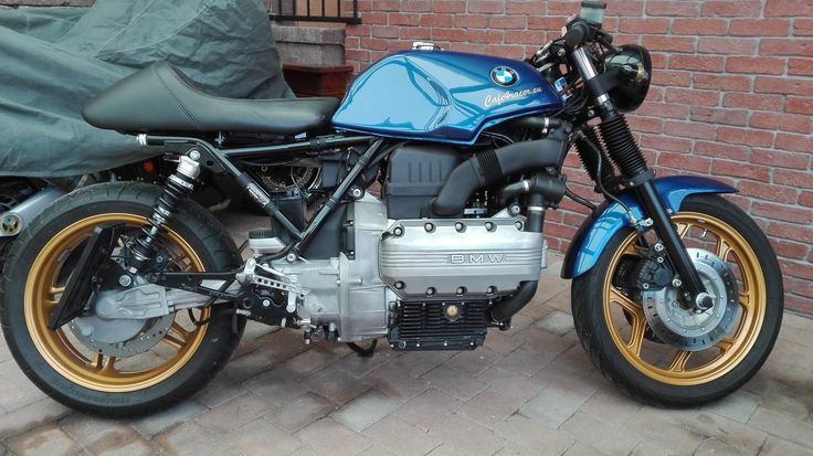 K100 - classic cafe racer