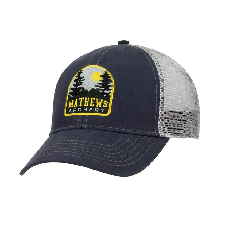 Mathews Archery Hat Moonlight Cap