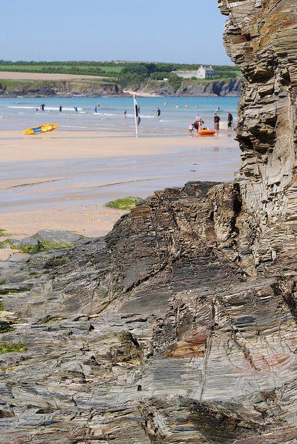 Harlyn Bay - Cornwall, England