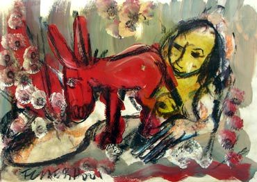 Art by Frans Claerhoudt. South African artists. Available at The Cape Gallery. Website www.capegallery.co.za