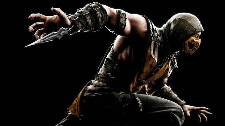 Scorpion Mortal Kombat X High Resolution Image 1920x1080