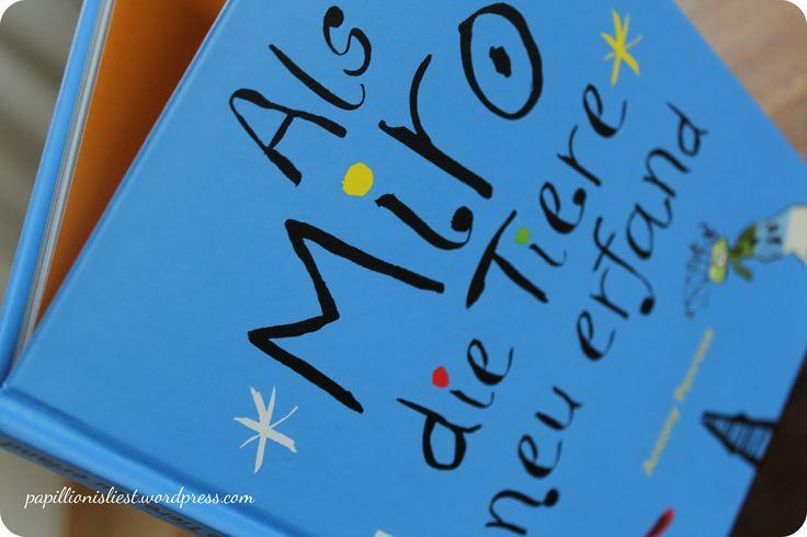 Die Eltern des Autors waren mit dem Künstler Joan Miró befreundet. Oft verbrachte er einige Tage auf dem Hof seiner Freunde, wo ihn der kleine Tony kennen lernte. Der bekannte Künstler wird in dies…