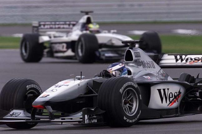 Mclaren X 1 >> Mika Hakkinen WC 1998, McLaren Mercedes | Formula 1, Formerly & So far | Pinterest | Mclaren ...