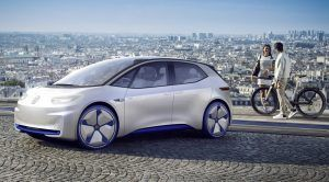Meet the VW ID electric car: 300-plus mile range in 2020 self-driving by 2025