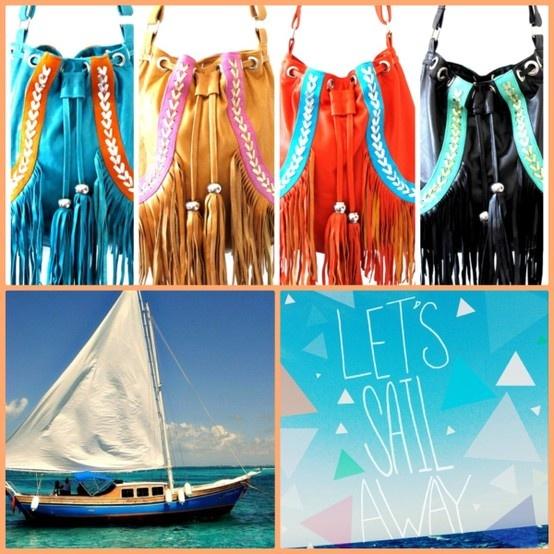 Lokoa new sail away bag