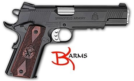 FREE SHIPPING to CONUS! Springfield Armory 1911 Lightweight Operator .45 ACP with Gear System PX9116LP. MFR#: PX9116LP. The Springfield Armory® operator pistol was the first pistol offered by a major 1911 manufacturer having a light-mounting rail forged directly into the frame. While others have followed Springfield Armory's lead, they still offer the most comprehensive line of 1911 light-rail guns available. The Standard Picatinny mounting platform readily accepts the most popular whitel...