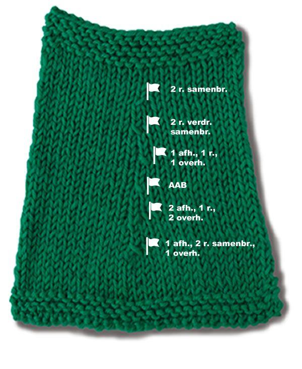 Knitting Zipper Tutorial : Best images about breien knitting tutorials on