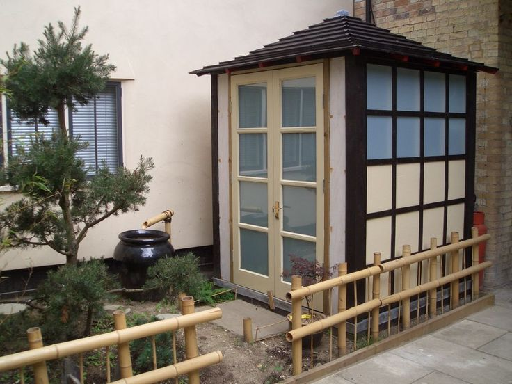 Superb Potting Shed Plans   Build Your Own Garden Shed Kit, The Potting Shed Is  The. Japanese Tea HouseJapanese StyleGarden ...