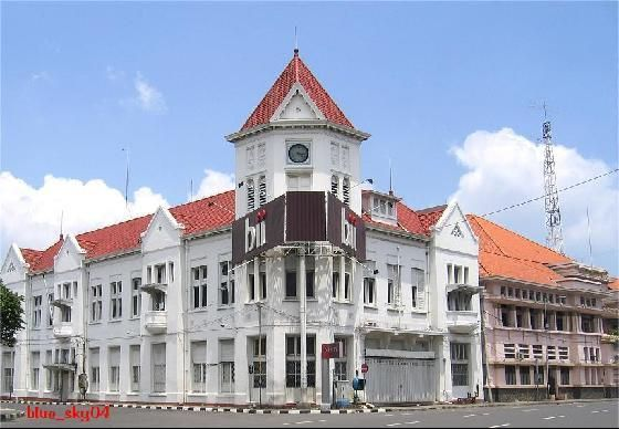 Historical landmark of Surabaya