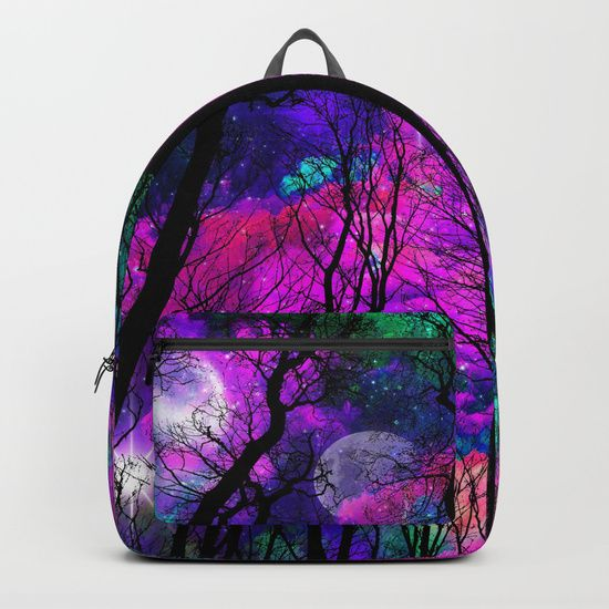 Magical forest Backpacks