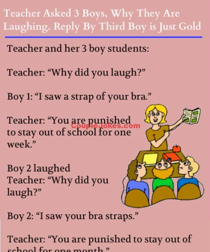 A Student was laughing in the Class | Humor | Funny long