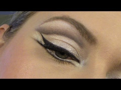 """Ballet Performance Stage Makeup"" by Mme Oizelle Great video tutorial for a beginner to follow along!"
