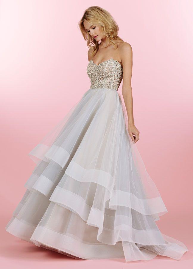 75 o más mejores imágenes en Bridal Gowns   Hayley Paige en Pinterest