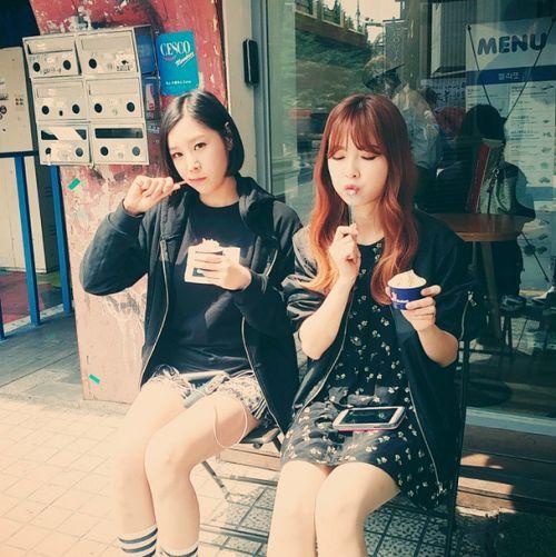 手机壳定制asics shop melbourne Nine Muses Sungah amp Hyemi