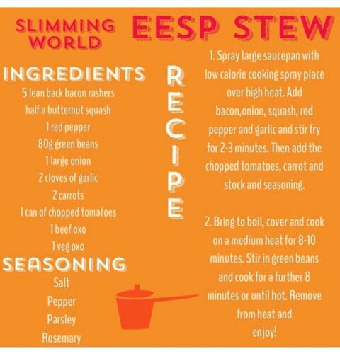 16 Best Images About Eesp Slimming World On Pinterest