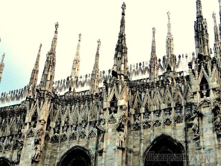 От Болгарии до Португалии. Миланский собор – восьмое чудо света