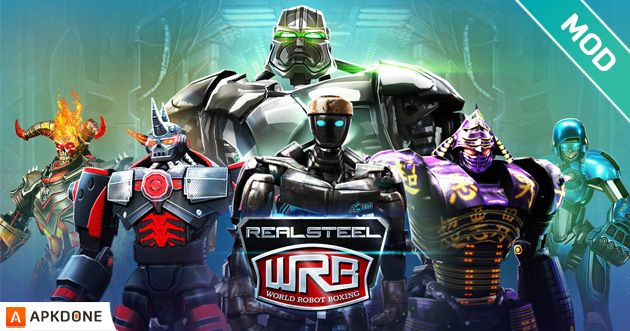 Real Steel World Robot Boxing Mod Apk 46 46 130 Download Real