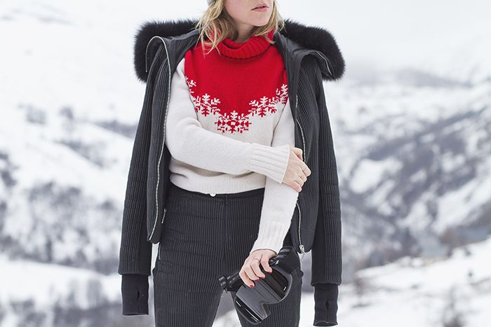 Play like a girl www.playlikeagril.fr  #fusalp #fashion #fusalpfw1415 #snow #skiwear #blog #look #fannyb #playlikeagirl #ski