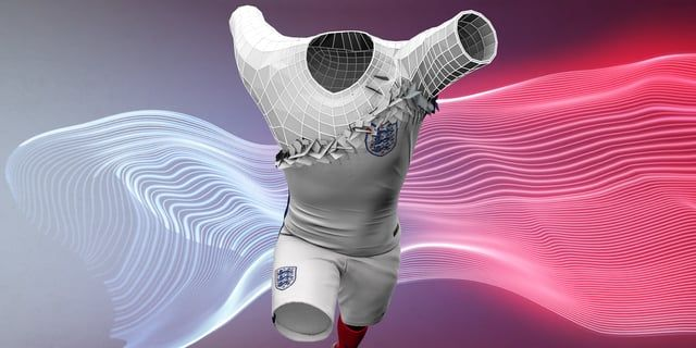 Boom CGI created the cgi model and texture maps for the nike england football kit 2016 mobile/cell app. In collaboration with Nike and AKQA. To view and download the app go to: http://www.nike.com/gb/en_gb/c/football/england-national-team-kit