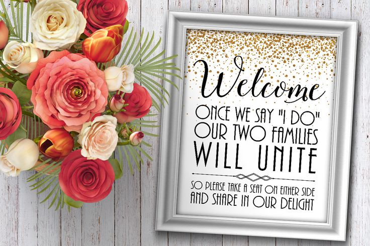 Take a Seat Wedding Sign - Wedding Seating Sign - Ceremony Seating Sign - Wedding Decor - Ceremony Decorations - Take a Seat Not a Side by GlamazonGraphics on Etsy https://www.etsy.com/listing/271607991/take-a-seat-wedding-sign-wedding-seating