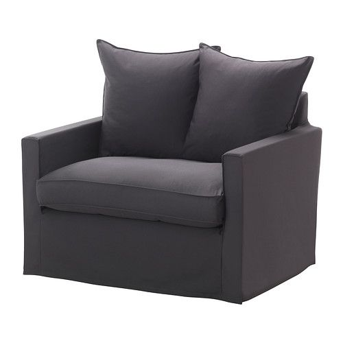 HÄRNÖSAND Chair - Olstorp dark gray - IKEA - $269