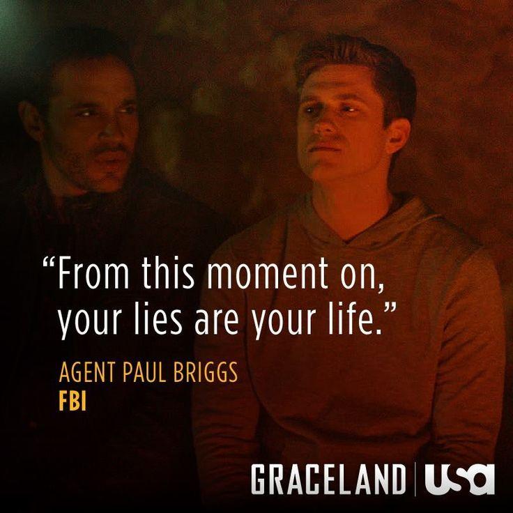 graceland tv show images   graceland pilot episode recap spoilers review first USA network Aaron ...